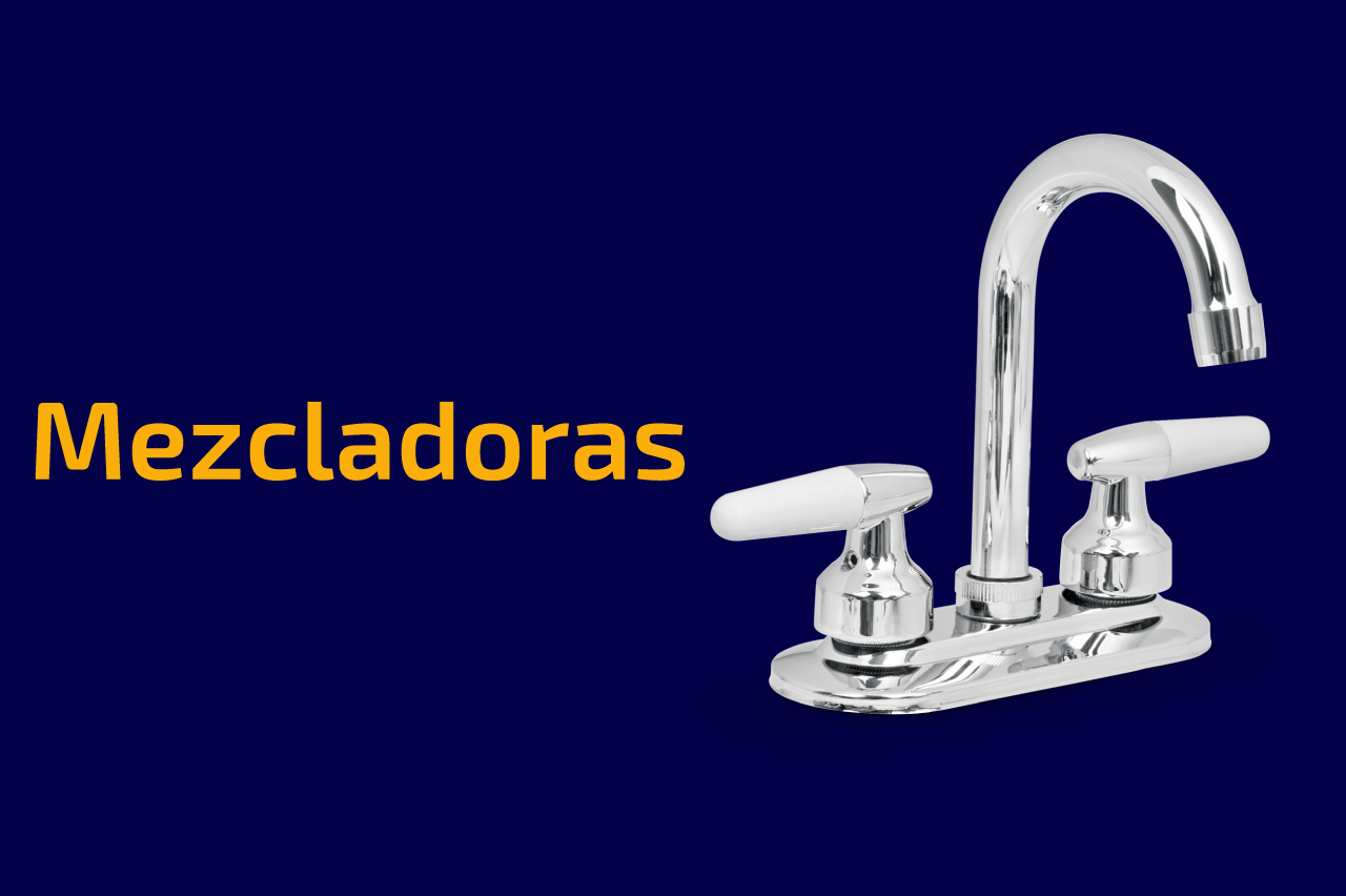 Llaves mezcladoras derefacc for Marcas de llaves mezcladoras